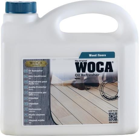 Woca Denmark- Oil Refresher 2.5 Liters (White)