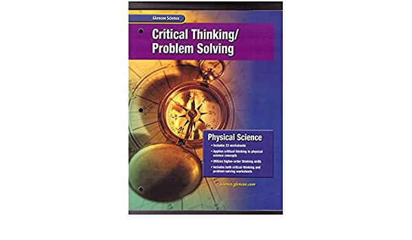 Amazon.com: Physical Science: Critical Thinking - Problem Solving ...