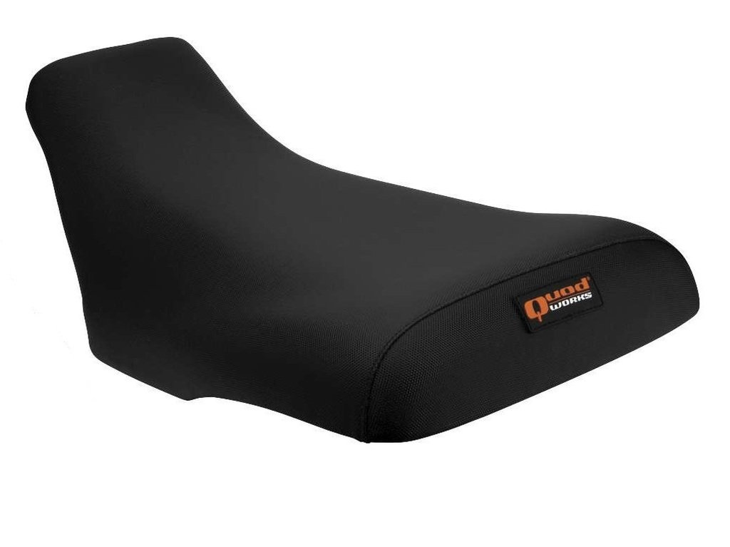 New Gripper Black Seat Cover - 2006-2011 Can-Am Outlander 500 ATV