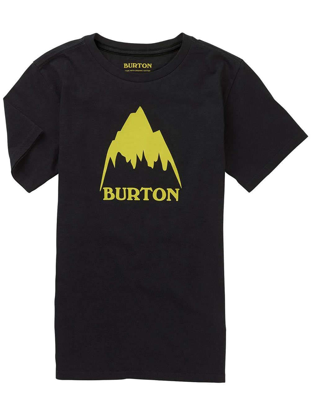 Maglia A Maniche Corte Bambino Burton Classic Mountain High