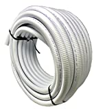 Sealproof 2'' Dia Pool and Spa Hose Tubing for Hot Tubs and Swimming Pools, 2-Inch, 50 FT