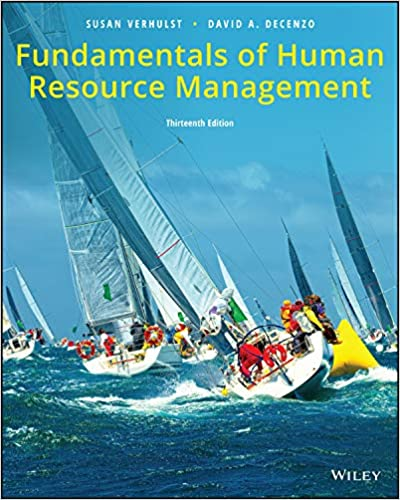 Fundamentals Of Human Resource Management Ebook