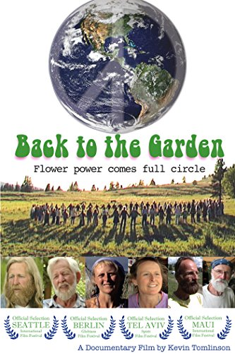 BACK TO THE GARDEN: Flower Power Comes Full Circle