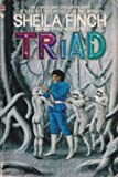 Triad, Sheila Finch, 0553257927