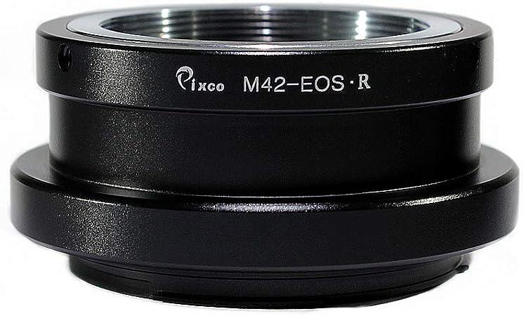 Pixco Objektivadapter Für M42 Objektiv An Canon Rf Eos Kamera