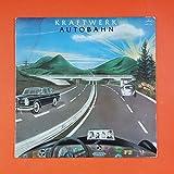 KRAFTWERK Autobahn SRM 1 3704 Masterdisk GK LP Vinyl VG+ Cover VG+