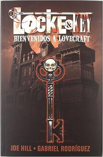 Locke & Key 1. Bienvenidos A Lovecraft 100% Cult Comics ...