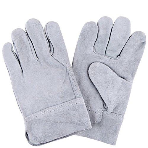 Benfa Work Gloves Wear-Resistant Thicker Welding High Temperature Fall Winter Work Handling Cutting Machine - 710 Mechanics Gloves