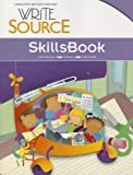 Write Source: SkillsBook Student Edition Grade 1
