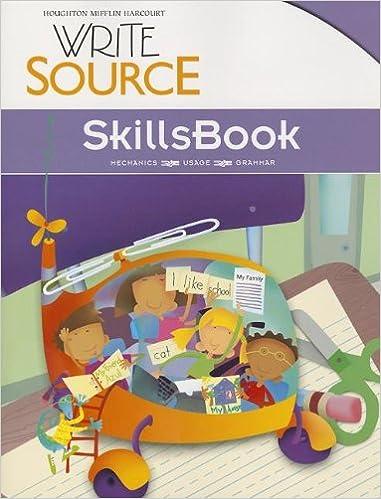 Write source skillsbook student edition grade 1 great source write source skillsbook student edition grade 1 1st edition fandeluxe Gallery