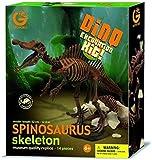 恐竜発掘セット スピノサウルス