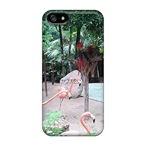 New Arrival Premium 5/5s Case Cover For Iphone (flamengos)
