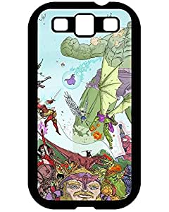 2015 8423371ZD408097545S3 New Style New Jthm Tpu Case Cover, Marvel Samsung Galaxy S3 Thomas Wild Hunt's Shop