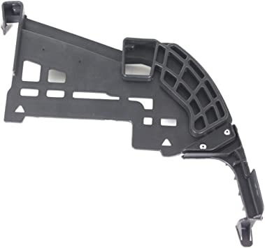 Bumper Bracket Compatible with Toyota Prius 04-09 Front Support Plastic Lower Left Side