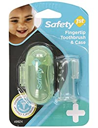 Safety 1st Fingertip Toothbrush and Case BOBEBE Online Baby Store From New York to Miami and Los Angeles