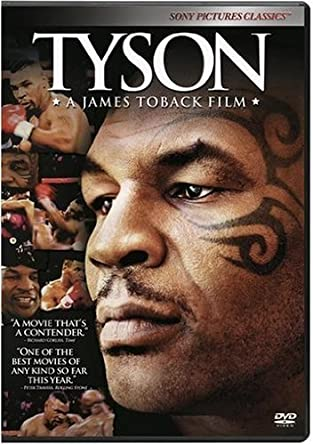 tyson boxing movie documentary