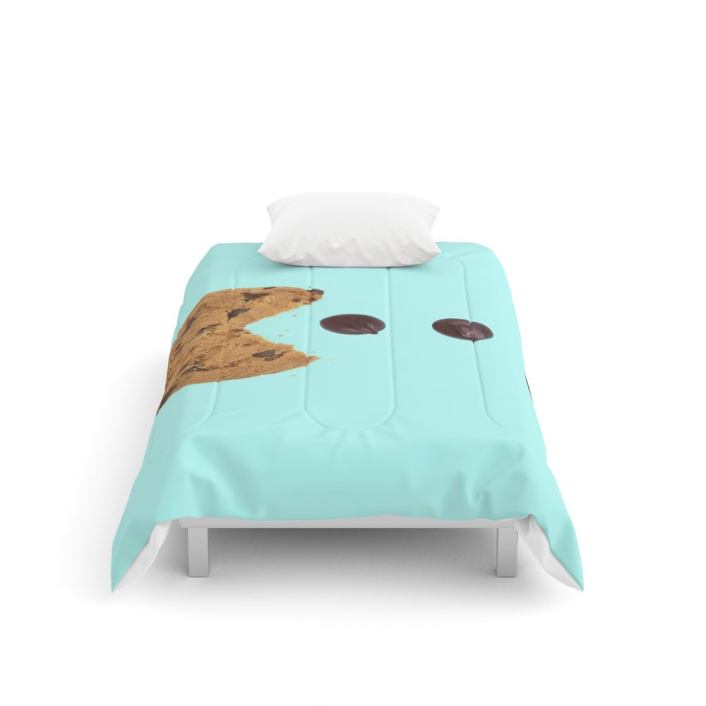 60%OFF Society6 PACKMAN COOKIE Comforters Twin  68
