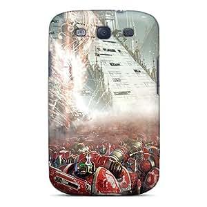 Excellent Design Warhammer Dawn Of War Phone Case For Galaxy S3 Premium Tpu Case