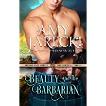 Beauty and the Barbarian (Highland Force Book 3)