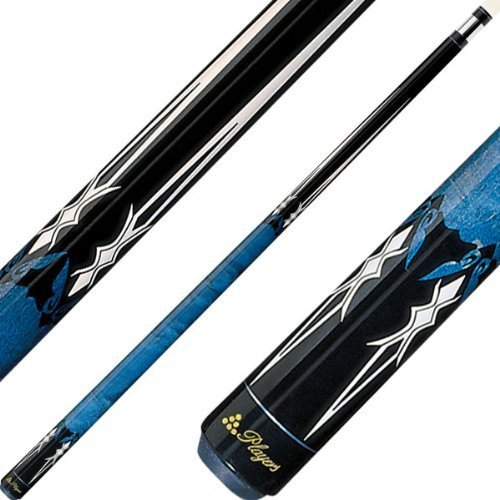 Escalade Sports P1890 Hardwood Cue and Case Combo for sale online
