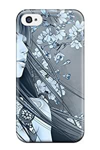 anime girls Anime Pop Culture Hard Plastic iPhone 4/4s cases 9101833K467993116