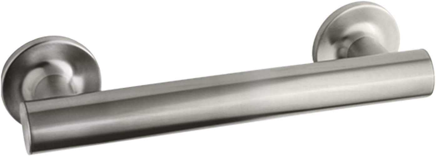 KOHLER K-11893-BN Purist 24-Inch Grab Bar Vibrant Brushed Nickel
