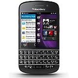 BlackBerry Q10 Smartphone débloqué 4G (Ecran: 3.1 pouces - 16 Go - BlackBerry OS 10) Noir. Modèle AZERTY France