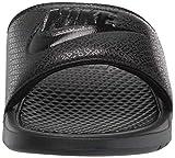 Nike Mens Benassi JDI Slip On Open Toe