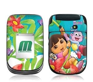 MusicSkins, MS-DORA20246, Dora The Explorer - Explorers Wanted, BlackBerry Style (9670), Skin