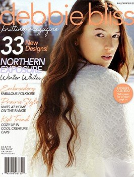Debbie Bliss Knitting Magazine Fall Winter 2012/13 by Debbie Bliss
