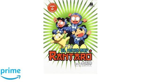 Pack Rantaro: El ninja boy [DVD]: Amazon.es: Varios, Tsutomu ...