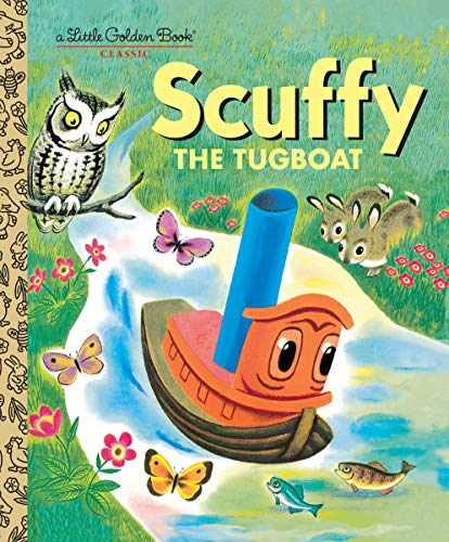 Scuffy the Tugboat and His Adventures Down the River (Best Waterfalls In Southern California)