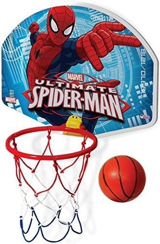 Desconocido Spiderman - Set de Canasta y Pelota de Baloncesto ...