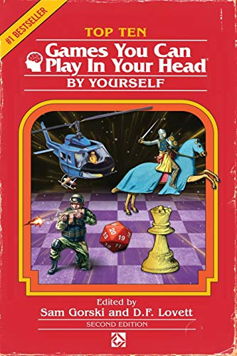 Pdf Fiction Top 10 Games You Can Play In Your Head, By Yourself: Second Edition