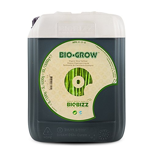 35 opinioni per Biobizz 5L Bio-Grow Liquid