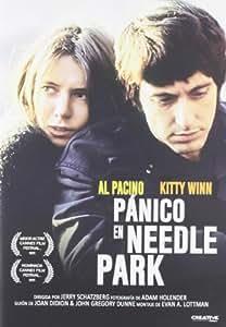 Panico En Needle Park [DVD]