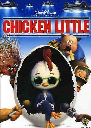 Chicken Little (Best Chickens For Children)