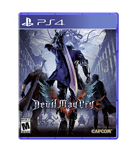 Devil May Cry 5 - PlayStation 4 (Best Ps4 Strategy Games)