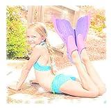Mermaid's Tale Aqua Leisure 2-in-1 Mermaid Fins