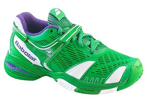 Propulse 4 Tennisschuh Unisex grün Größe 36