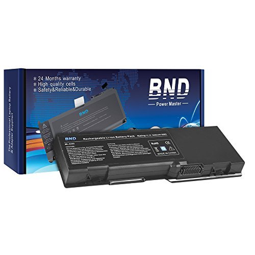 Bnd Laptop Battery  With Samsung Cells  For Dell Inspiron 1501 6400 E1505 Pp20l Pp23la   Dell Vostro 1000   Dell Latitude 131L  Fits P N Kd761 Gd476 Hk421   12 Months Warranty  6 Cell 5200Mah 58Wh
