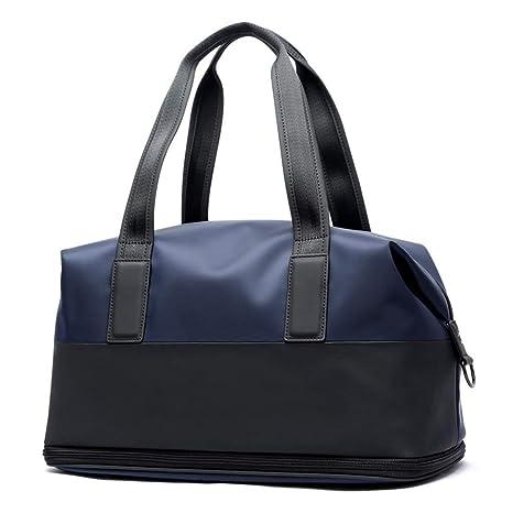 Liuxiaomiao-Bag Bolsa de Viaje de Nailon para Hombre, Bolsa ...