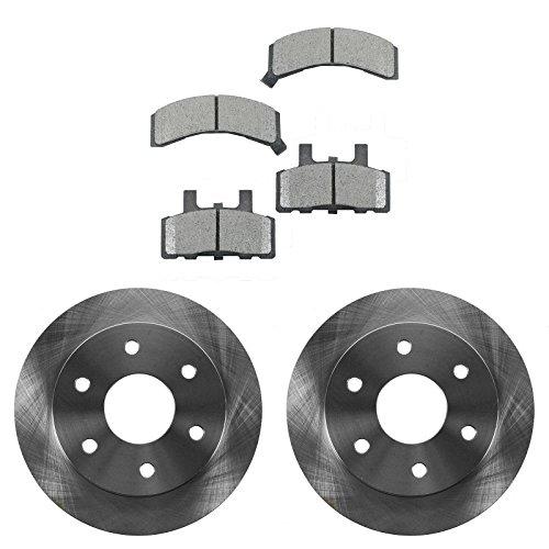 chevy truck brake rotors - 4