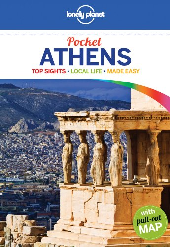 Lonely Planet Pocket Athens Travel