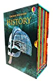 Usborne Beginners History 10 Books Collection Box