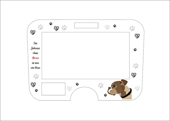 Protector de pantalla para Monsieur Cuisine Connect perro Boxer: Amazon.es: Hogar