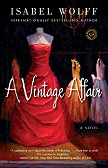 Vintage Affair Novel Isabel Wolff ebook product image