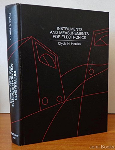 Instruments and Measurements for Electronics