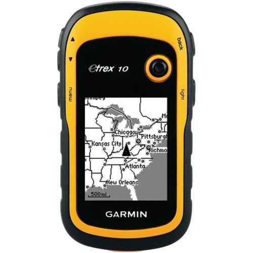 GARMIN 010-00970-00 eTrex(R) 10 GPS Receiver Consumer electronic by Garmin