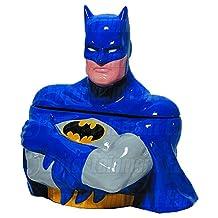 Batman Blue Suit Cookie Jar